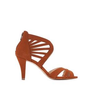 Sandálias em pele Jaza COSMOPARIS