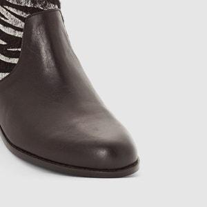 Boots in leer Alicette MELLOW YELLOW