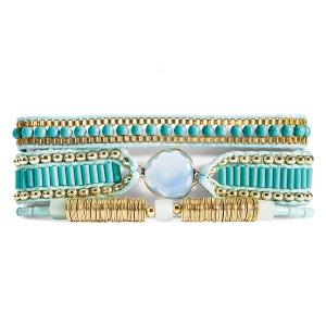 Bracelet brésilien Bianca-mini HIPANEMA