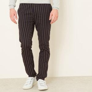Pantalon PLYM rayé BELLEROSE