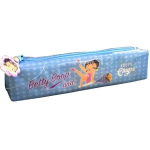 Trousse en PVC bleu Betty Boop TROPICO