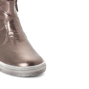 Boots irisées détail zip Siane BOPY