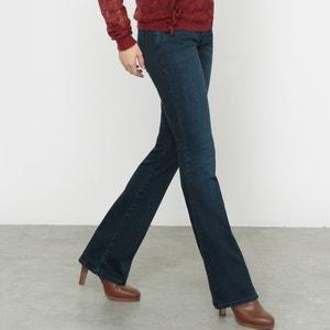 Pantalón GLORIA BASIC, corte flare bootcut CIMARRON