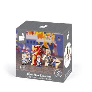 Mini Story Chevaliers (Bois) - JURJ08513 JANOD