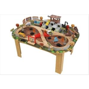 Table et circuit Cars 3 Thunder Hollow KIDKRAFT