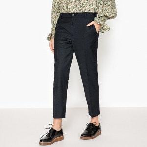 Pantalon DEBBIE FLENELLA TRUE NYC