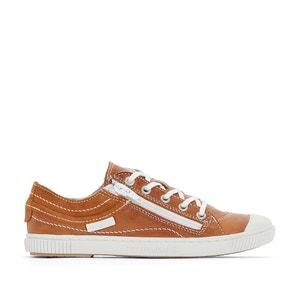 Zapatillas de piel Bisk/G PATAUGAS