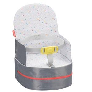 Elevador bebé portátil gris BADABULLE