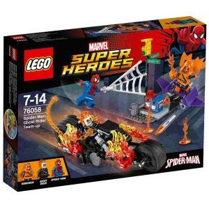 Spider-Man : l'équipe de Ghost Rider - LEG76058 LEGO