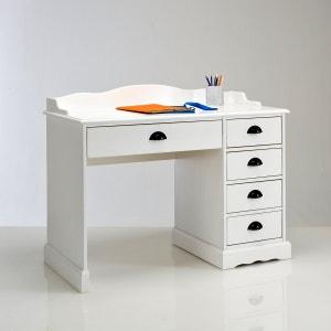 Bureau blanc, Authentic Style La Redoute Interieurs