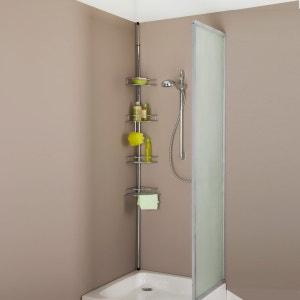Etagère d'angle extensible pour baignoire ou douche La Redoute Interieurs