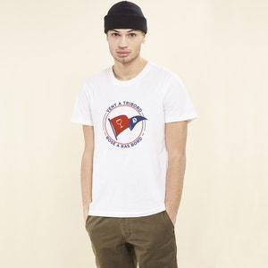 T-shirt met ronde hals, korte mouwen, motief vooraan RAD