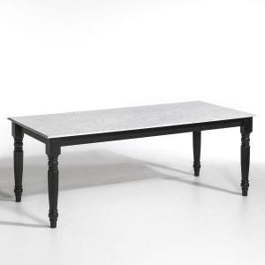 Table 8/10p. plateau marbre, Germaine AM.PM