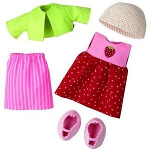 Vêtements pour poupée de 30 cm : Fraise HABA