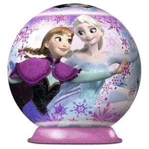 Puzzle Ball 3D 72 pièces : La Reine des Neiges (Frozen) RAVENSBURGER