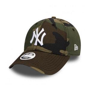Casquette Incurvée Femme New Era New York Yankees Camouflage 940 Camo NEW ERA CAP
