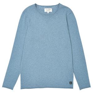 Crew Neck Fine Gauge Knit Jumper/Sweater TOM TAILOR