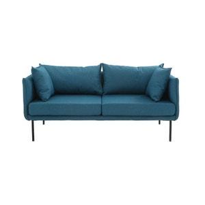 canape bleu 3 places la redoute. Black Bedroom Furniture Sets. Home Design Ideas