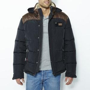 Padded Hooded Jacket REDSKINS