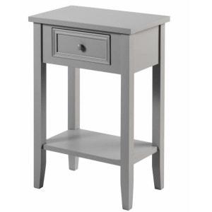 Table de chevet la redoute for Table de chevet couleur taupe