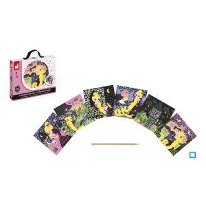 Raiponce - Carte à Gratter - JURJ07771 JANOD