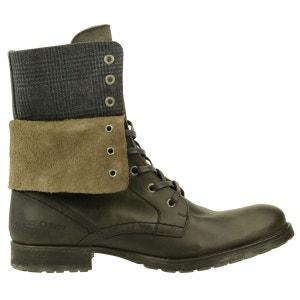 Boots de travail vintage SACHA