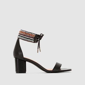 Sandalen met hoge hak, SOFT GREY R studio