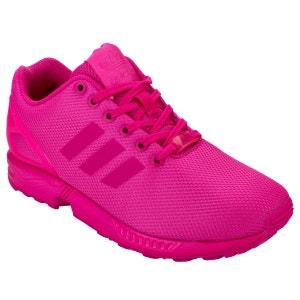 adidas zx flux femme rose fluo