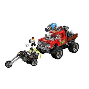 El Fuego's Stunt Truck