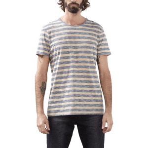 Tee-shirt chiné à rayures ESPRIT