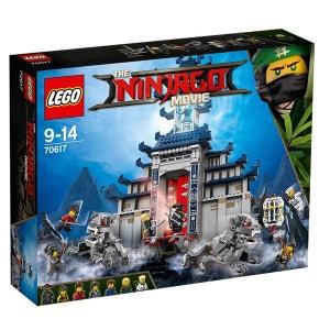 LEGO® 70617 The Ninjago Movie TM : Le temple de l'arme ultime suprême LEGO