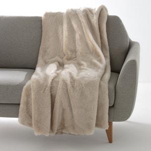 Plaid in pelliccia sintetica KANPUR La Redoute Interieurs