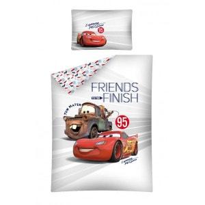 Cars Disney Friends - Parure de Lit Bébé - Housse de Couette DISNEY CARS