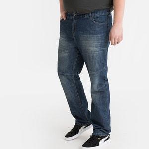 Regular jeans, grote maat