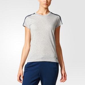 Plain Crew Neck T-Shirt ADIDAS