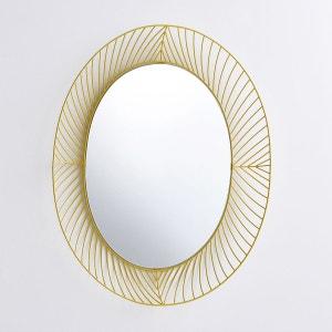 Miroir ovale Stilk design Colonel Serax L65xH80cm AM.PM