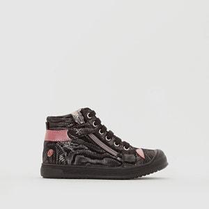 Hohe Sneakers mit Reissverschluss Noane GBB
