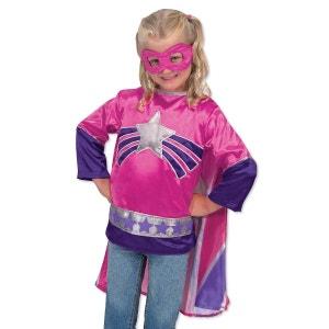 Costume de Super-héroïne MELISSA ET DOUG