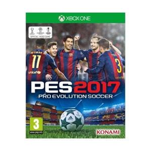 Pro Evolution Soccer 2017 XBOX One KONAMI