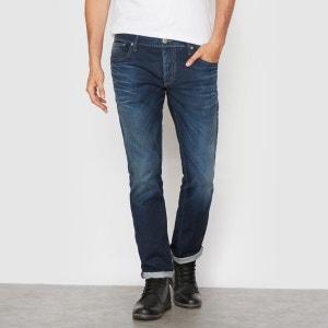 Jeans Tim coupe slim, denim stretch JACK & JONES