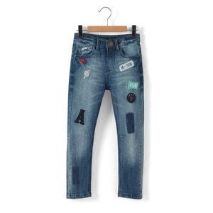 Jeans para menino, 3 - 14 anos IKKS JUNIOR