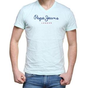 Tee Shirt Pepe Jeans PM501389 Eggo V 509 Glass PEPE JEANS