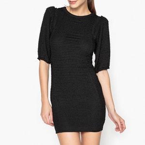 Nolita Form-Fitting Textured Knit Dress BA&SH