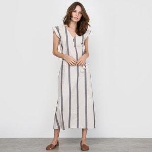 Striped Midi Dress R édition