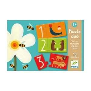 Puzzle Duo Chiffres - DJEDJ08151 DJECO