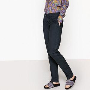 Pantalón chino con pinzas La Redoute Collections