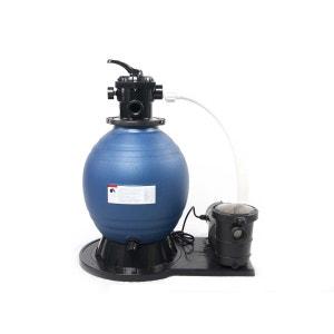 Groupe de filtration à sable complet 8.3 m3/h HABITAT ET JARDIN