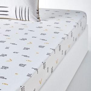 Drap-housse imprimé, Assana La Redoute Interieurs image