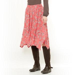 Falda vaporosa con faldones asimétricos ANNE WEYBURN