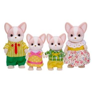 Sylvanian Family 3149 : Famille Chihuahua SYLVANIAN FAMILIES
